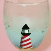 Paint A Wine Glass Class July 8th 7pm