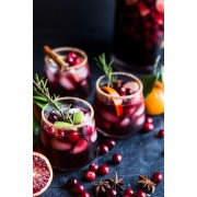 Make Your Own Holiday Sangrias! December 1st 3pm