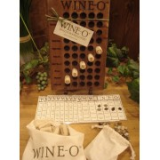 WINE-O BINGO April 26th 2019 6:30PM
