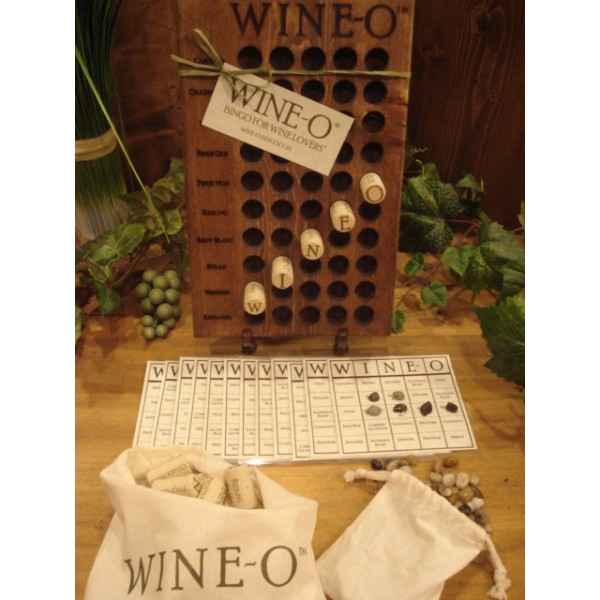 WINE-O BINGO February 15th 2019